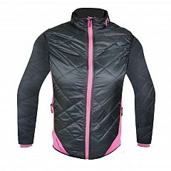 Bunda HAVEN THERMAL (unisex) black/pink