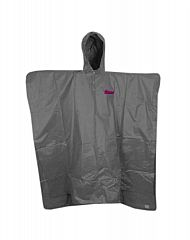 Pláštěnka HAVEN Poncho II Grey/Pink