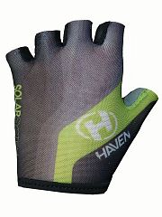 Rukavice HAVEN SOLAR SHORT green
