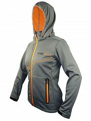 Bunda HAVEN Thermotec women grey/orange