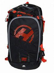 Otevřít nabídku Hydratační batoh HAVEN LUMINITE II 12l black red b5081e4df2