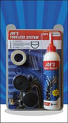 "Joe´s Tubeless System XC - 26"" (15-17mm) - galuskový ventil (White)"