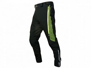 Kalhoty HAVEN Rainbrain Long black/green