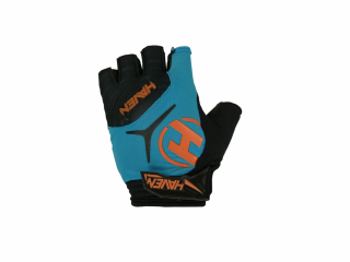 Rukavice DEMO KID SHORTY blue/orange